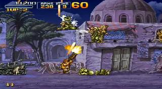 Screenshot Thumbnail / Media File 1 for Metal Slug X [NTSC-U]